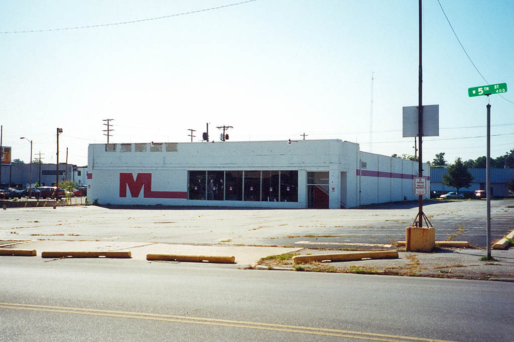Mace Grocery Store.