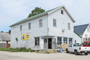 Yoho General Store before CFC Properties renovated the building in 2012.