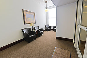 Lewis Building, Shared Waiting Room
