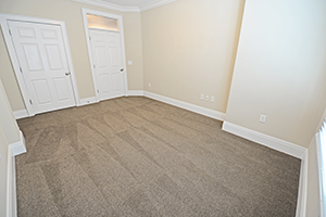 The Kirkwood, Imperial floor plan, offers one bedroom with a spacious closet.