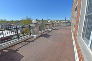 Kirkwood Uptown Royale Balcony