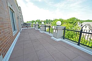 The Ambassador Balcony