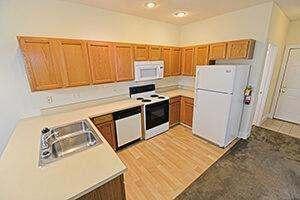 421 W. 6th St. Kitchen