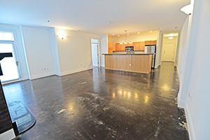 Kirkwood, Uptown Monarch, Living Area & Kitchen