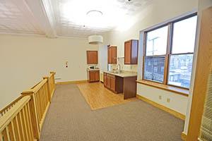 Uptown Plaza, Suite 200, Kitchenette