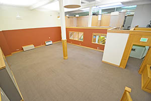 Uptown Plaza, Suite 200, Open Collaborative Space, View 2