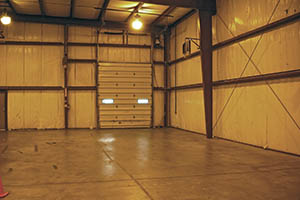 1185 W. 2nd Street, Interior, Warehouse