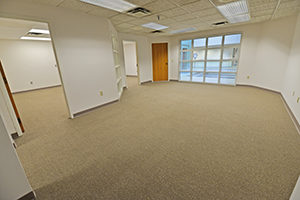 Spacious office suite located in One City Centre.